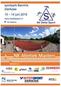 NK Masters 13-14 juni te Zierikzee
