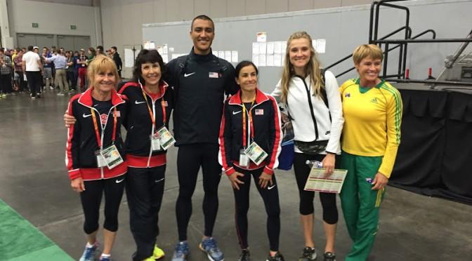 WK Portland 2016 – 800m races